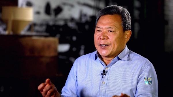 品牌山东:潍柴控股董事长谭旭光和瑞福油脂董事长崔瑞福一起讲述品牌的故事