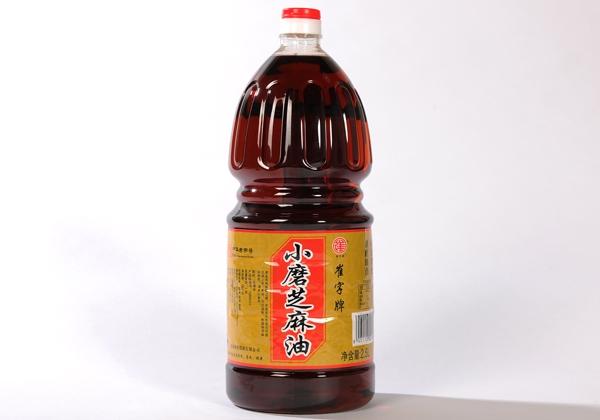 阿里崔字牌无添加小磨纯芝麻油 香油2.5L中华老字号